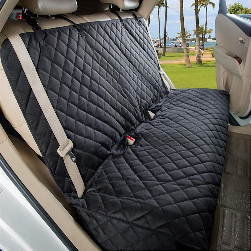 best dog seat covers viewpets bench