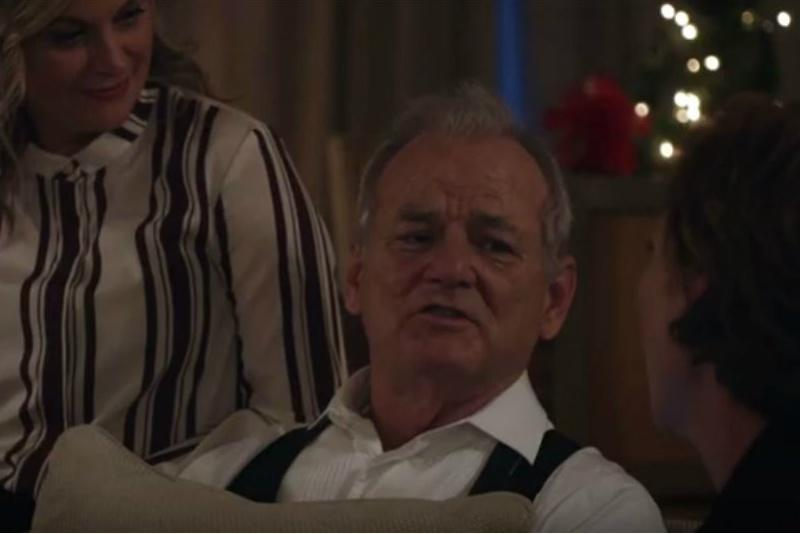 bill murray helps phoenix cover a beach boys christmas song that nobody knows - Beach Boys Christmas Song