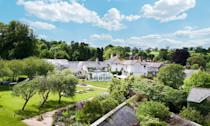 """<p>Enjoy a country house getaway in the heart of Hardy Country in rural Dorset, just half an hour from the Jurassic Coast. <a href=""""https://www.countrylivingholidays.com/offers/dorset-summer-lodge-hotel"""" rel=""""nofollow noopener"""" target=""""_blank"""" data-ylk=""""slk:Summer Lodge Country House Hotel"""" class=""""link rapid-noclick-resp"""">Summer Lodge Country House Hotel</a> is a grand yet informal five-star spot with a luxurious spa, all-weather tennis court, and a drawing room designed by Thomas Hardy himself. </p><p>There are bikes to borrow to explore the bucolic surrounding countryside, or you can head further afield to the famous coastline, where hunting for fossils is a must.</p><p><strong>The good news? Country Living readers can save up to 35% on a luxurious two-night getaway at this classic country-house hotel with our exclusive offer.</strong></p><p><a class=""""link rapid-noclick-resp"""" href=""""https://www.countrylivingholidays.com/offers/dorset-summer-lodge-hotel"""" rel=""""nofollow noopener"""" target=""""_blank"""" data-ylk=""""slk:FIND OUT MORE"""">FIND OUT MORE</a><br></p>"""