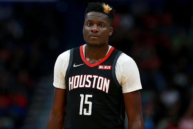 Fantasy managers shouldn't expect a drastic change in production from Capela. (Photo by Sean Gardner/Getty Images)