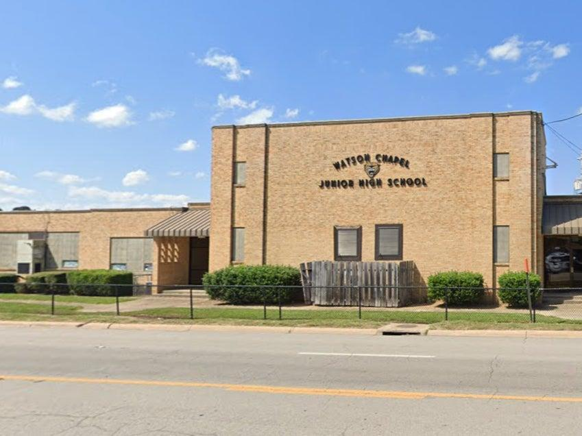 Watson Chapel Junior High School (Google)