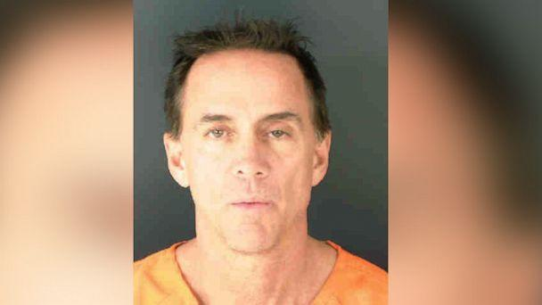 PHOTO: Todd Gieger in a police booking photo. (Sarasota County Sheriff's Office)