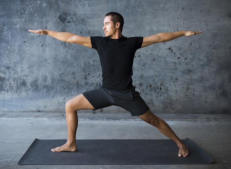 how to lose body fat - yoga