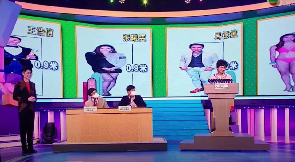 TVB's 'Have a Big Laugh' appeared to mock Hong Kong officials handling the Covid-19 crisis, but a spokeswoman says the station was paying tribute to health care workers. Photo: YouTube