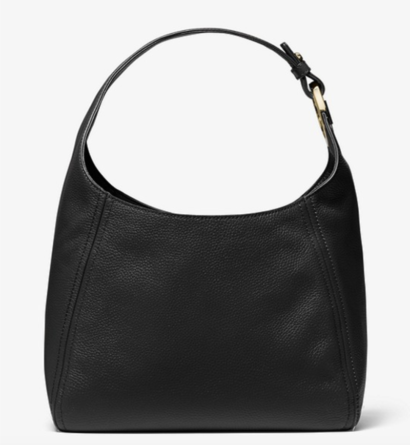 Michael Michael Kors Fulton Large Pebbled Leather Shoulder Bag. (PHOTO: Michael Kors)