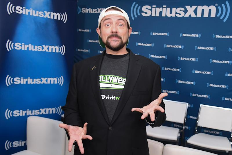 Clerks 3 story is inspired by Kevin Smith's heart attack