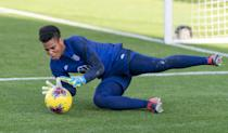 <p><strong>Position:</strong> goalkeeper</p> <p><strong>Hometown:</strong> Salina, KS</p> <p><strong>Club:</strong> Portland Thorns FC</p> <p>Franch was named NWSL Goalkeeper of the Year in 2017 and 2018. This is her first Olympic appearance.</p>