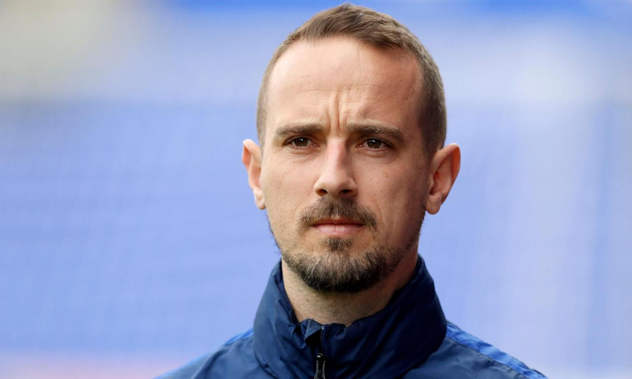 Mark Sampson has reasserted his innocence amid claims of racism and says he is focusing on the match with Russia.