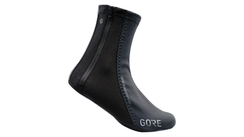 Best cycling overshoes: Gore C5 Windstopper
