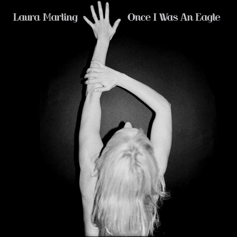 """This CD cover image released by Ribbon Records shows """"Once I Was an Eagle,"""" by Laura Marling. (AP Photo/Ribbon Records)"""