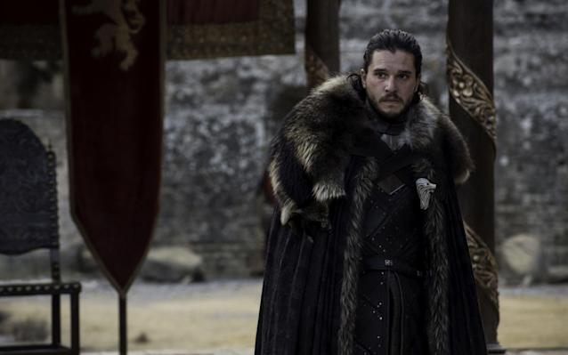 Kit Harington in <em>Game of Thrones</em> (Photo: HBO)