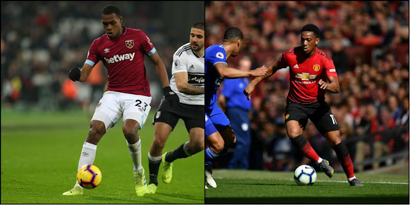 Premier League: Manchester United will Issa Diop, West Ham fordert im Gegenzug Anthony Martial