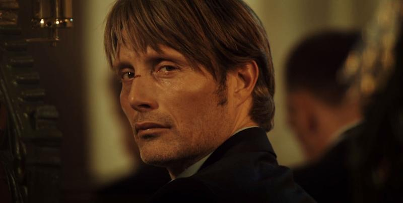 Mads Mikkelsen in 'The Hunt' (credit: Nordisk Film)