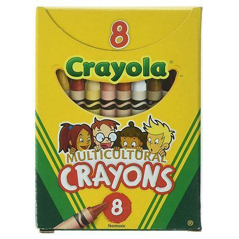 "<p><strong>Crayola</strong></p><p>amazon.com</p><p><strong>$8.21</strong></p><p><a href=""https://www.amazon.com/dp/B00QFWKRXM?tag=syn-yahoo-20&ascsubtag=%5Bartid%7C10055.g.33234635%5Bsrc%7Cyahoo-us"" rel=""nofollow noopener"" target=""_blank"" data-ylk=""slk:Shop Now"" class=""link rapid-noclick-resp"">Shop Now</a></p><p>We're way past the era of having one ""fleshtone"" crayon. Now, Crayola's multicultural set comes in crayons, <a href=""https://www.amazon.com/Crayola-Ultraclean-Multicultural-Markers-Count/dp/B00IYDMBRA/?tag=syn-yahoo-20&ascsubtag=%5Bartid%7C10055.g.33234635%5Bsrc%7Cyahoo-us"" rel=""nofollow noopener"" target=""_blank"" data-ylk=""slk:markers"" class=""link rapid-noclick-resp"">markers</a>, and <a href=""https://www.amazon.com/Crayola-Multicultural-Colored-Pencils-Assorted/dp/B00006RVTB?tag=syn-yahoo-20&ascsubtag=%5Bartid%7C10055.g.33234635%5Bsrc%7Cyahoo-us"" rel=""nofollow noopener"" target=""_blank"" data-ylk=""slk:color pencils"" class=""link rapid-noclick-resp"">color pencils</a>, and they're perfect for using on coloring books like <em><a href=""https://www.amazon.com/Coloring-Faces-Recognizing-Diversity-Patterns/dp/1541947983/?tag=syn-yahoo-20&ascsubtag=%5Bartid%7C10055.g.33234635%5Bsrc%7Cyahoo-us"" rel=""nofollow noopener"" target=""_blank"" data-ylk=""slk:The Big Book of Faces"" class=""link rapid-noclick-resp"">The Big Book of Faces</a></em>. <em>Ages: 4+</em></p>"
