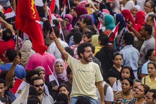"""<span class=""""caption"""">The Arab Spring has given way to conservative values.</span> <span class=""""attribution""""><a class=""""link rapid-noclick-resp"""" href=""""https://www.shutterstock.com/image-photo/egyptian-activist-protesting-against-morsy-alexandria-431079961?src=_VB79HKGBTomrhktasVKhQ-1-3"""" rel=""""nofollow noopener"""" target=""""_blank"""" data-ylk=""""slk:Shutterstock"""">Shutterstock</a></span>"""