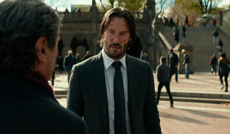 Keanu Reeves in John Wick: Chapter 2 - Credit: Lionsgate