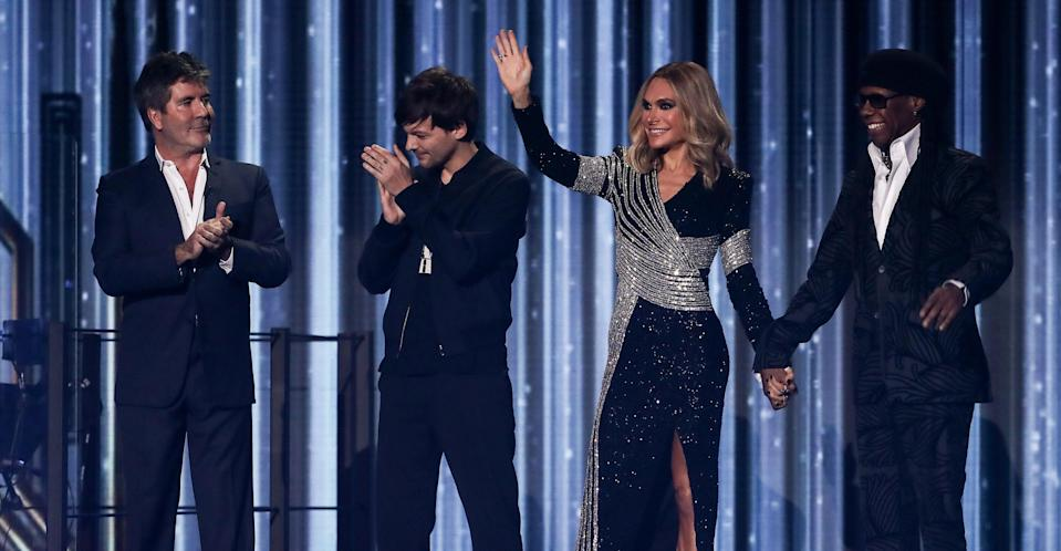 """<p>Despite Williams being accused of hogging the spotlight, he suddenly disappeared from the show midseason to tour in South America. Fans were shocked when Nile Rodgers stepped in to temporarily replace him. The Chic co-founder and songwriter <a rel=""""nofollow"""" href=""""https://uk.news.yahoo.com/x-factor-viewers-left-unimpressed-judge-nile-rodgers-232751668.html"""" data-ylk=""""slk:wasn't particularly well received;outcm:mb_qualified_link;_E:mb_qualified_link;ct:story;"""" class=""""link rapid-noclick-resp yahoo-link"""">wasn't particularly well received</a>, with many viewers accusing him of a<a rel=""""nofollow"""" href=""""https://uk.news.yahoo.com/x-factor-viewers-nile-rodgers-225337609.html"""" data-ylk=""""slk:ppearing both bored and confused during the live shows;outcm:mb_qualified_link;_E:mb_qualified_link;ct:story;"""" class=""""link rapid-noclick-resp yahoo-link"""">ppearing both bored and confused during the live shows</a>. And Williams absence had a devastating effect on his acts, as none of his Groups acts reached the final. </p>"""