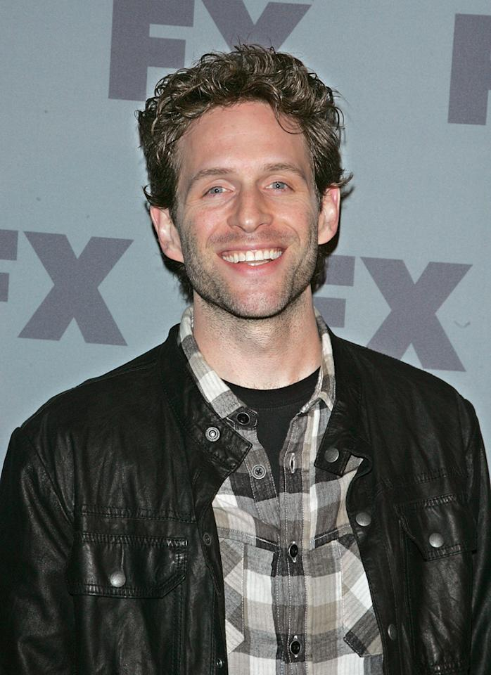 "Glenn Howerton (""<a href=""http://tv.yahoo.com/it-39-s-always-sunny-in-philadelphia/show/37574"">It's Always Sunny in Philadelphia</a>"") attends FX's 2012 Upfronts at Lucky Strike on March 29, 2012 in New York City."