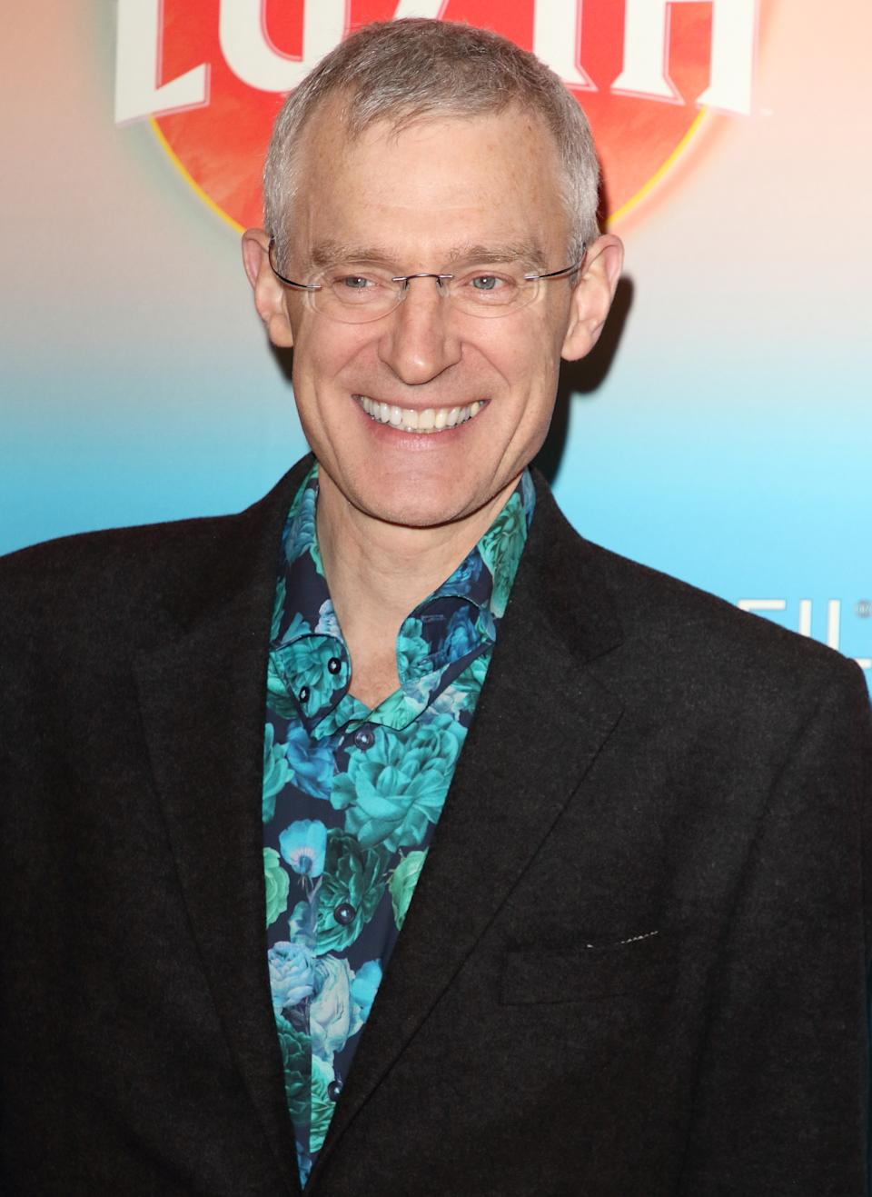 Jeremy Vine at the Cirque du Soleil Luzia Press Night at the Royal Albert Hall, Kensington. (Photo by Keith Mayhew / SOPA Images/Sipa USA)