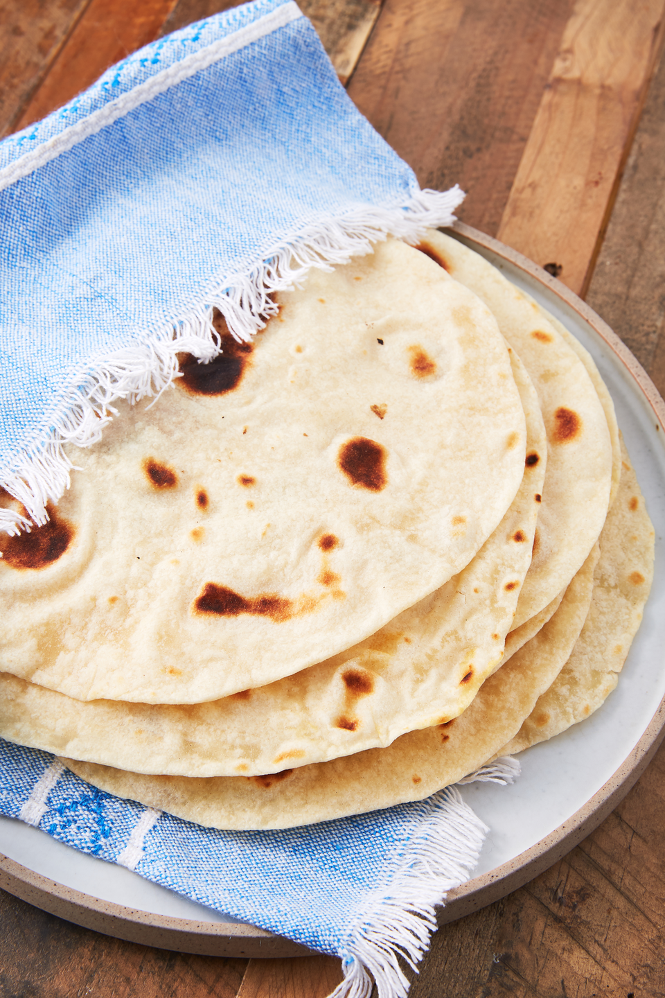 """<p>The glue that holds your whole meal together.</p><p>Get the recipe from <a href=""""https://www.delish.com/cooking/recipe-ideas/a27133027/homemade-flour-tortillas-recipe/"""" rel=""""nofollow noopener"""" target=""""_blank"""" data-ylk=""""slk:Delish"""" class=""""link rapid-noclick-resp"""">Delish</a>. </p>"""