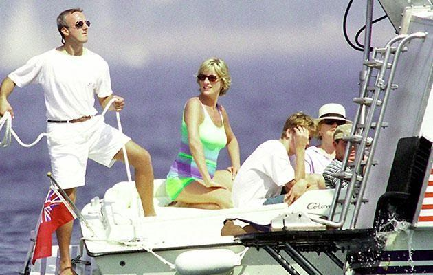 Diana had planned to meet Father Gelli after a holiday in France. Photo: Getty