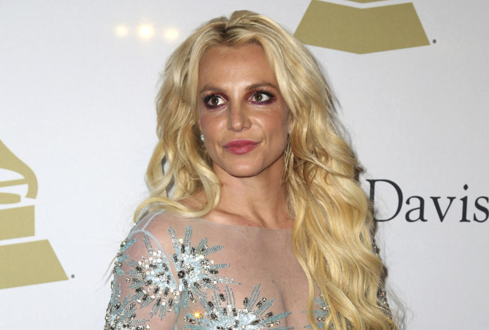 Britney Spears (Credit: Rich Fury/Invision/AP, File)