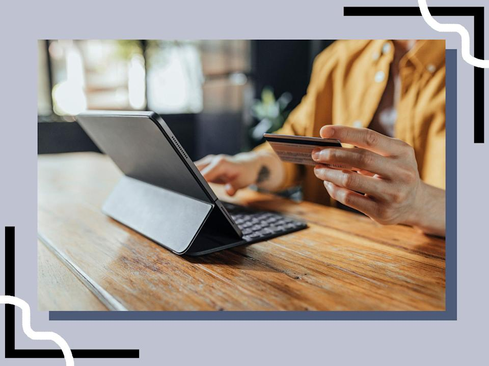<p>Using a credit card is one of the best ways to protect your online purchases</p> (iStock/The Independent)