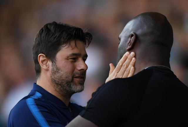 West Brom caretaker boss Darren Moore wins Premier League Manager of the Month award after unbeaten April