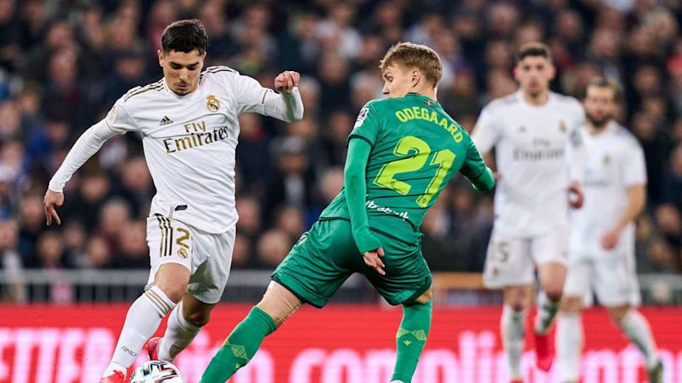 Brahim Diaz, Martin Odegaard | Quality Sport Images/Getty Images