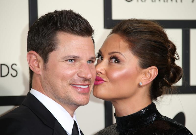 Nick Lachey and Vanessa Lachey both competed on Season 25 of