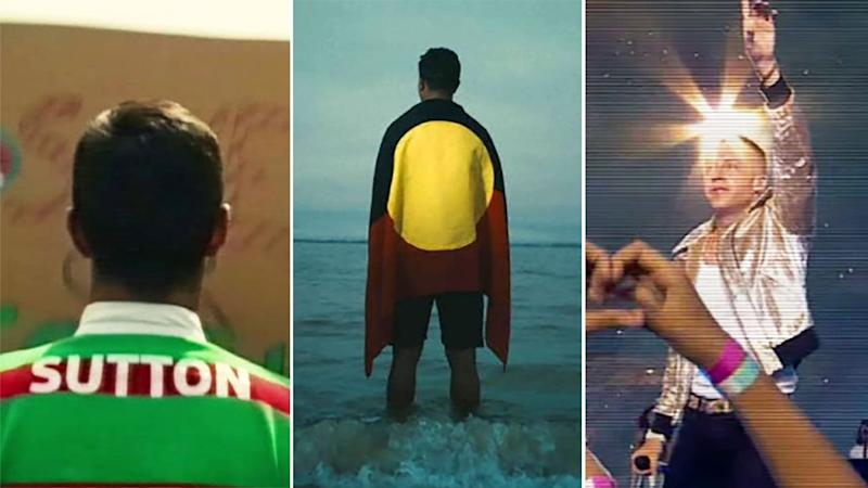 The NRL has pulled its controversial 'Simply The Best' ad featuring Latrell Mitchell.