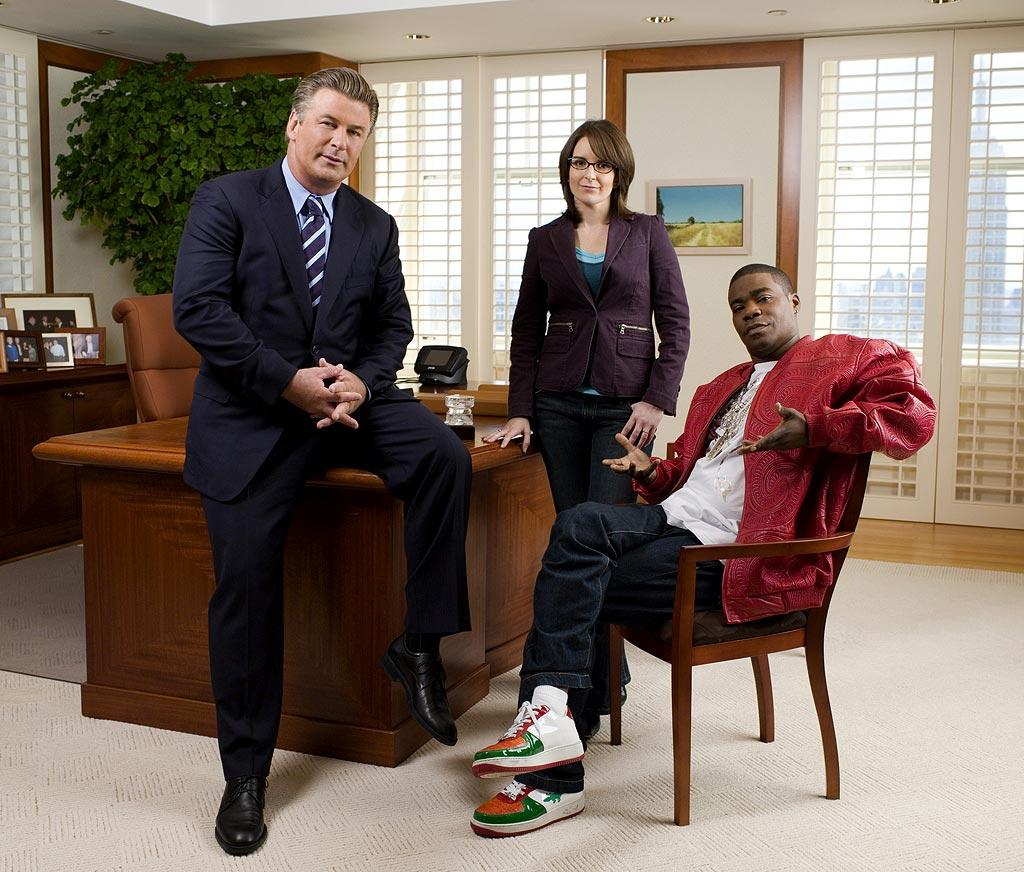 "The cast of <a href=""/30-rock/show/37064"">30 Rock</a> on NBC."
