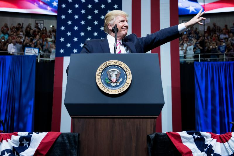 Donald Trump Plans Campaign Rally Days Before Alabama Special Election