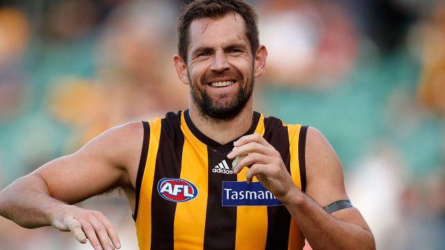 Hodgey is playing on. Image: Getty