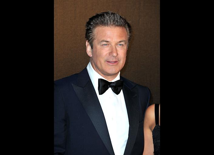 """Got caught with 30 rocks/the cop look like <strong>Alec Baldwin</strong>"" <br> --""Gorgeous"""