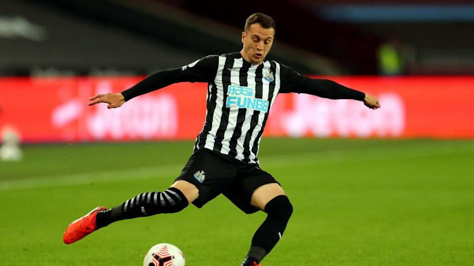 West Ham United v Newcastle United - Premier League   Catherine Ivill/Getty Images