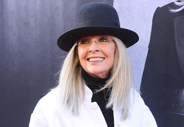 Diane Keaton (Photo: Getty Images)