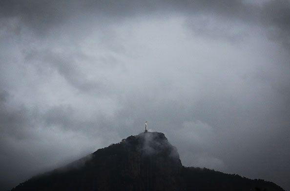 There is a dark cloud hanging over Rio and the country's high propensity of street crime is posing as a greater threat to the health of athletes than the Zika virus. Photo: Getty