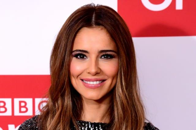Cheryl shares rare picture of herself with son Bear