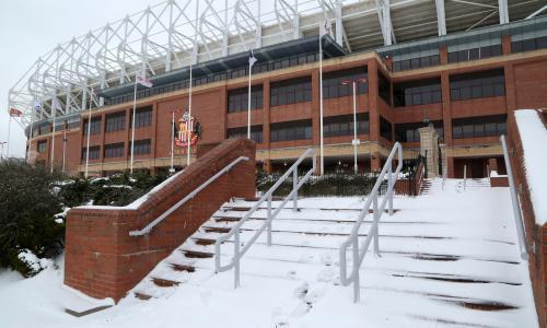 Sunderland offer homeless people shelter from freeze in 'warm room'