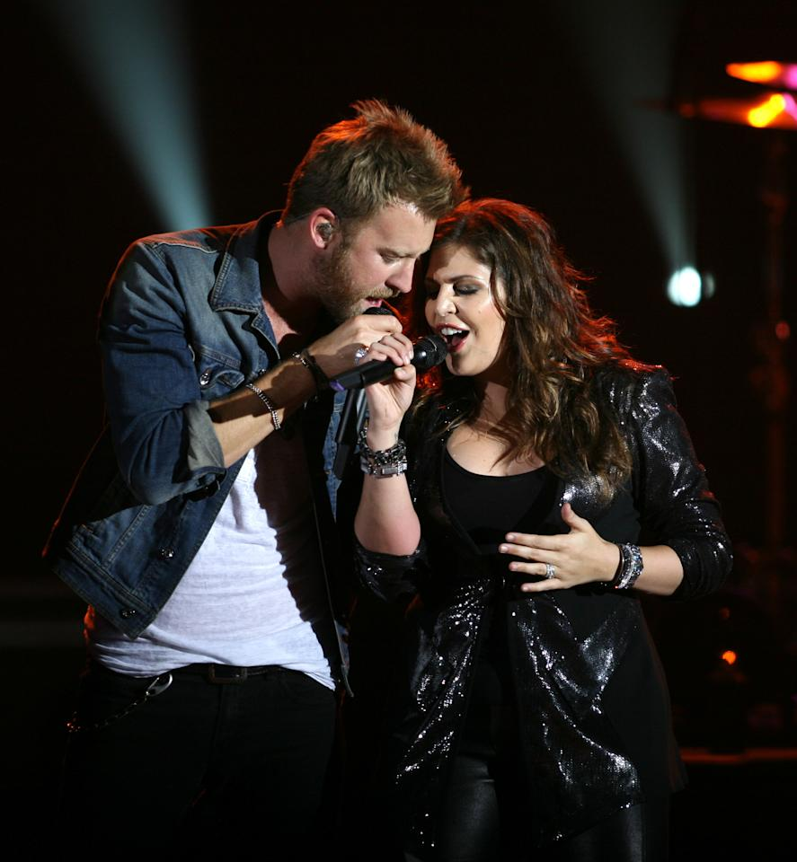 Lady Antebellum Hammersmith Apollo, UK