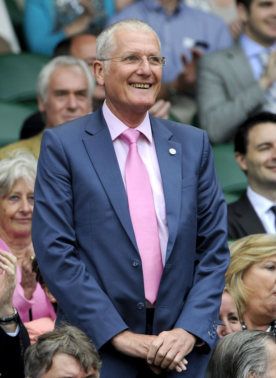 <strong>Bob Willis (1949-2019)<br /></strong>The cricketing legend became known as a commentator and TV pundit in the latter years of his career.