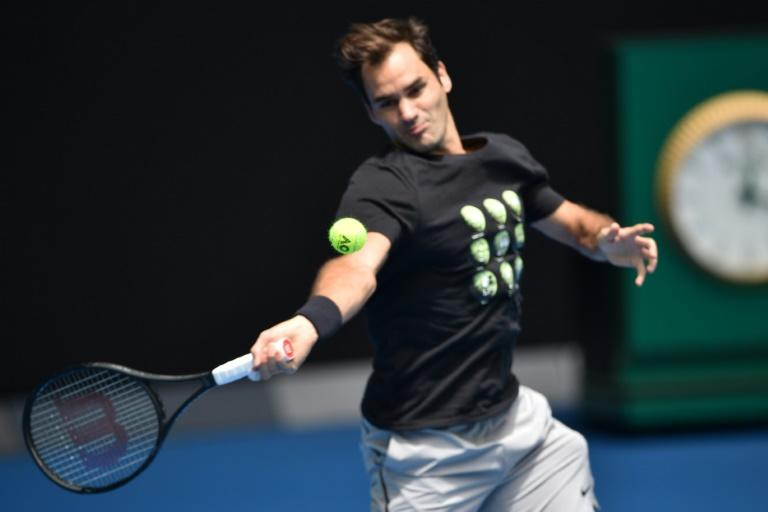 Roger Federer is rated as the favourite to win his 20th Grand Slam title at the Australian Open even at the venerable age of 36