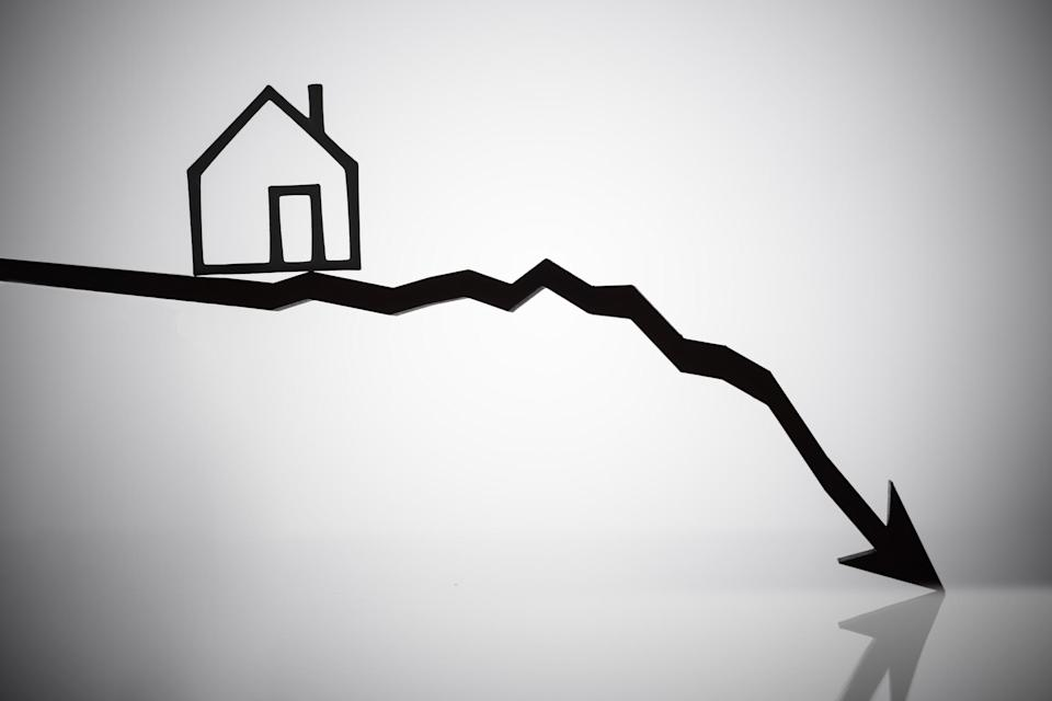 Why you don't need to worry about a house price collapse. Source: Getty