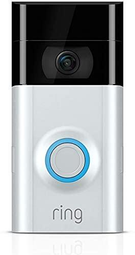 Ring Video Doorbell 2 with HD Video, Motion Activated Alerts, Easy Installation (Used Condition…