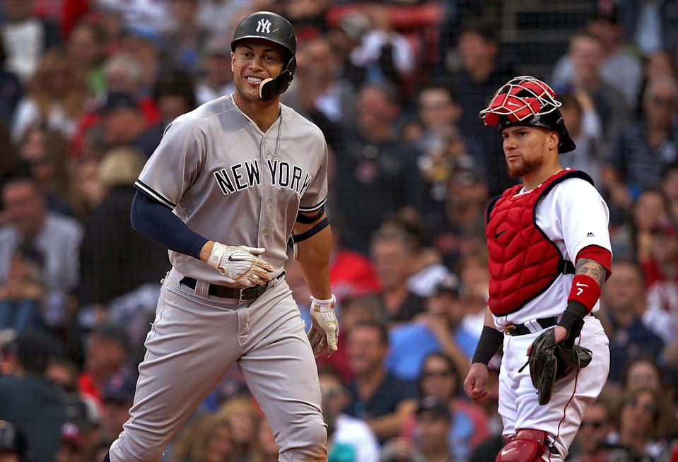 It's been 14 years since the New York Yankees and Boston Red Sox have met in the American League playoffs. (Getty Images)