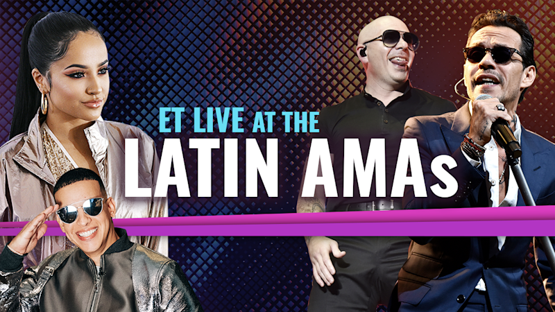 Latin American Music Awards 2019: How to Watch, Who's Hosting, Presenters, Performers and More