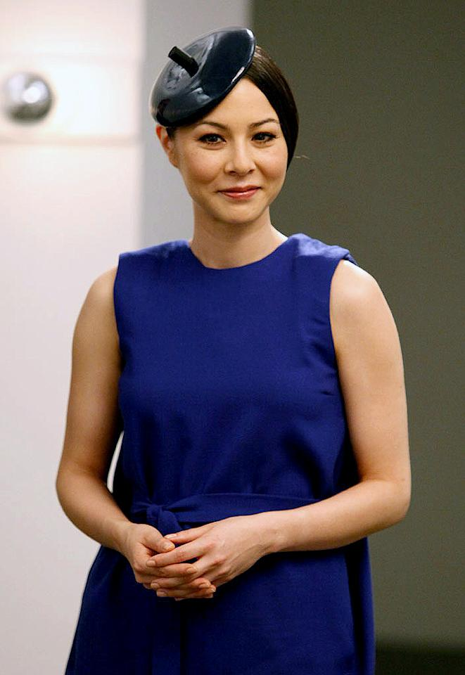 """China Chow: We've seen that she's smart and insightful in her criticisms on """"<a href=""""/work-of-art-the-next-great-artist/show/44618"""">Work of Art</a>,"""" and Fox could save some cash by letting her do double duty and host """"<a href=""""/x-factor/show/45810"""">X Factor</a>,"""" too."""