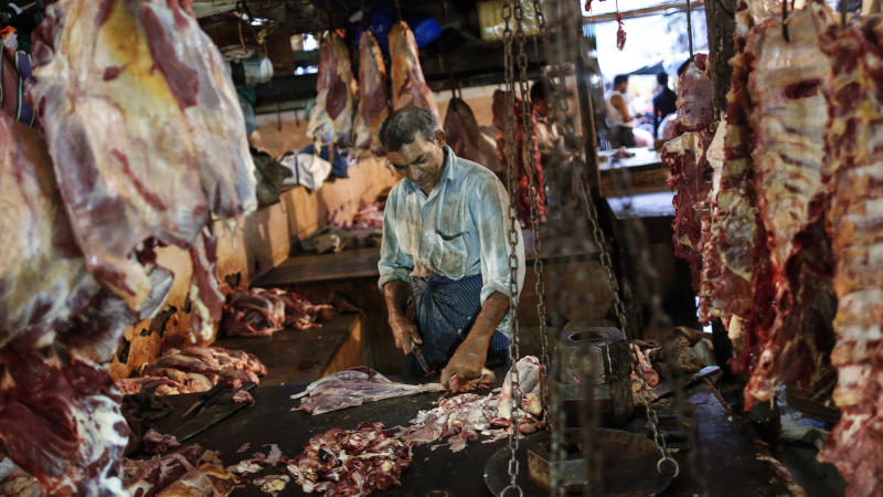 Meat Sellers in UP to Go on Indefinite Strike From Monday