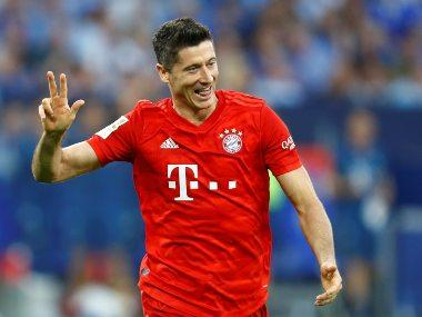 Bundesliga: Robert Lewandowski out to add to dream season start for Bayern Munich